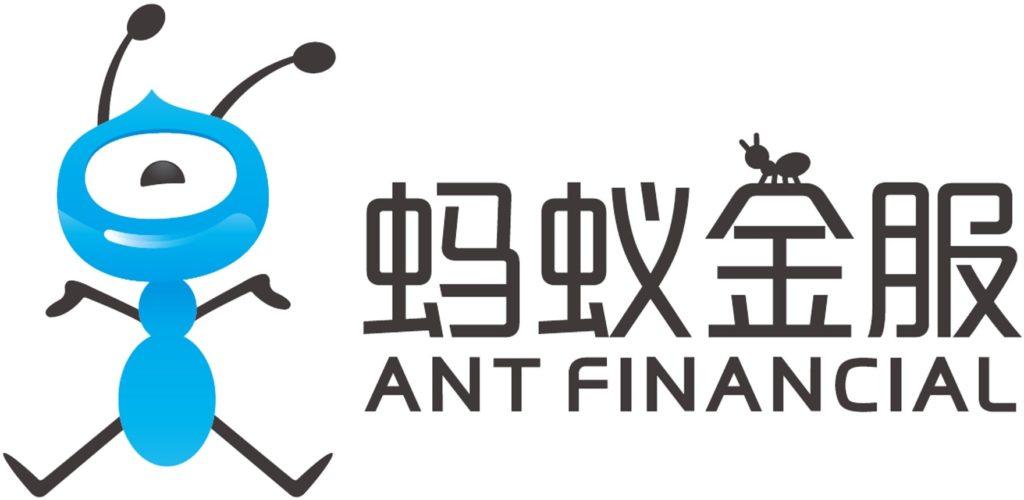 Ant Financial's logo