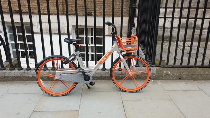 Mobike in London