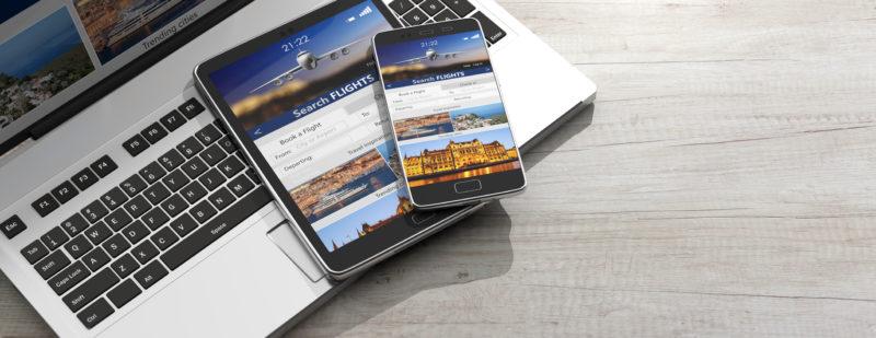 Digital booking platforms in China