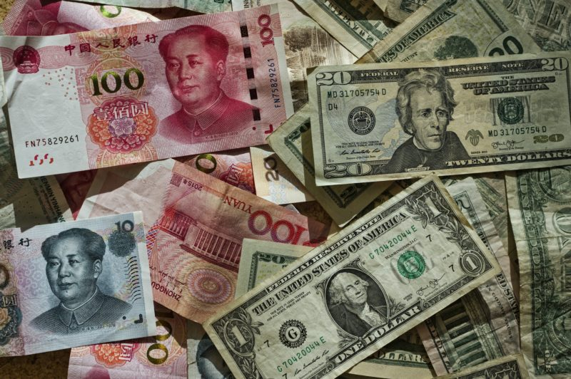 RMB notes