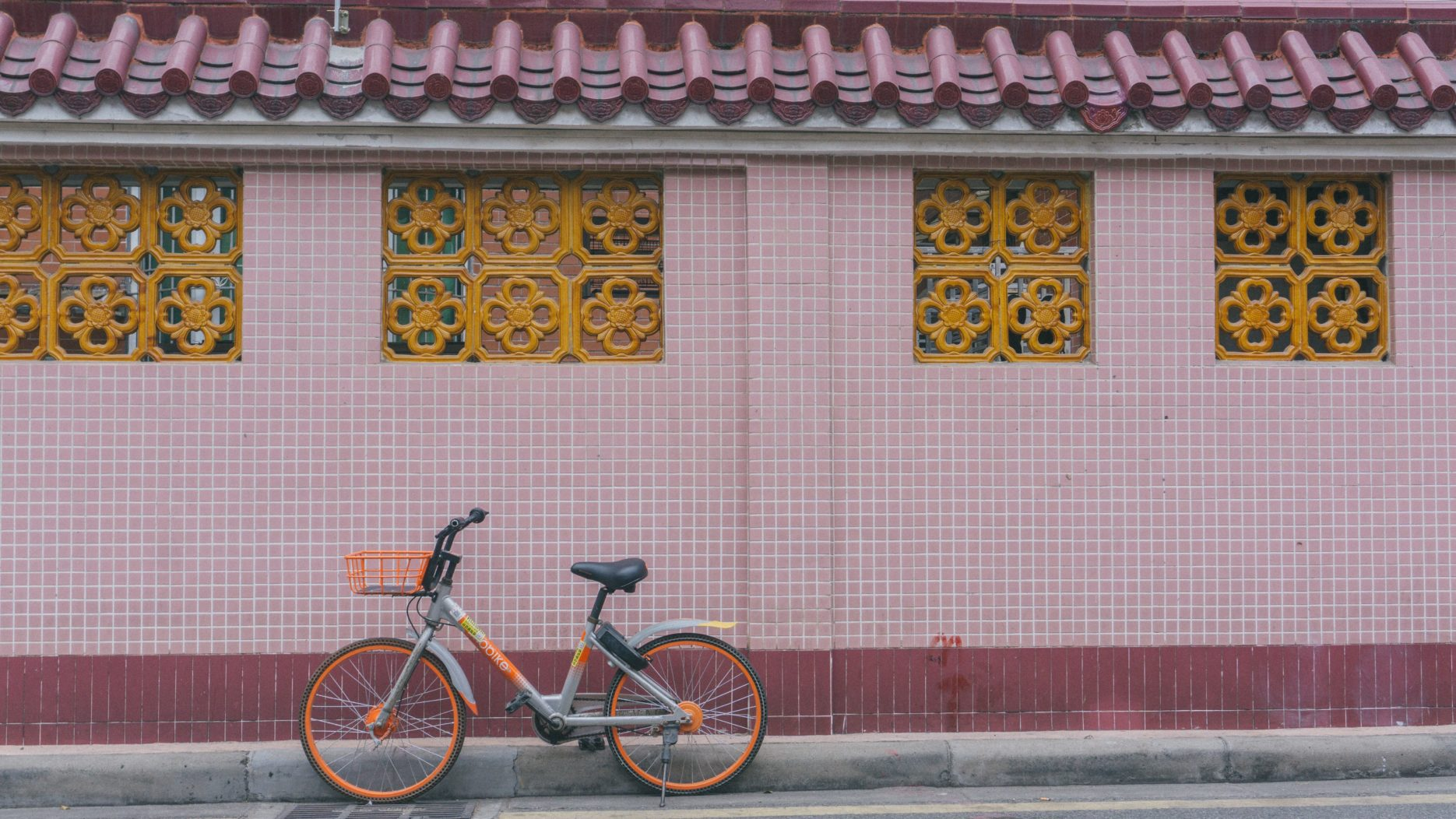 Mobike in China