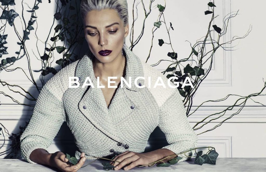 Luxury brand Balenciaga
