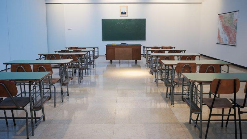 Exam classroom