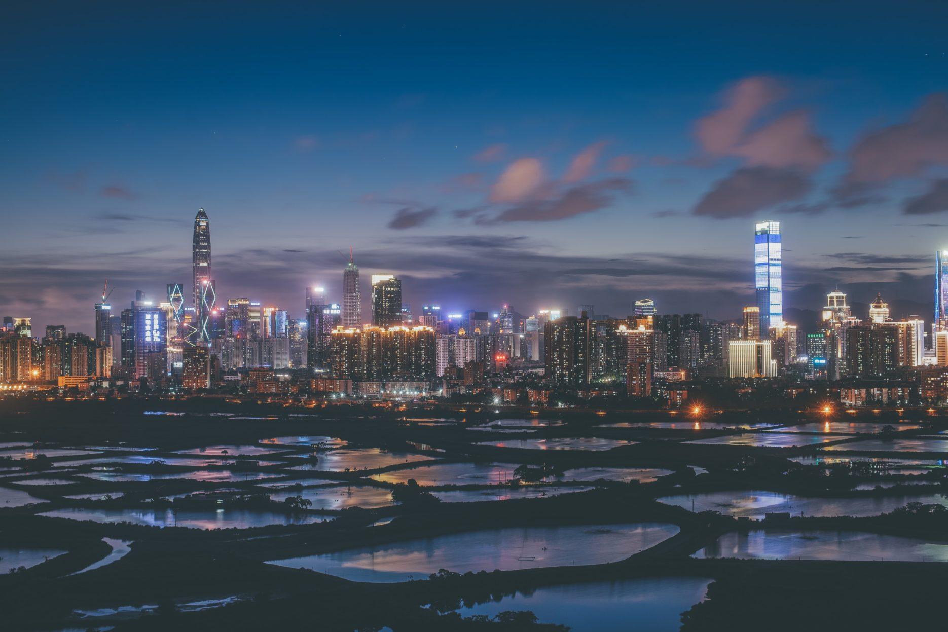 Shenzhen cityscape