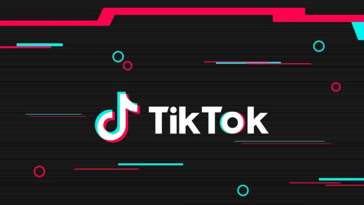 Chinese tech giant TikTok logo