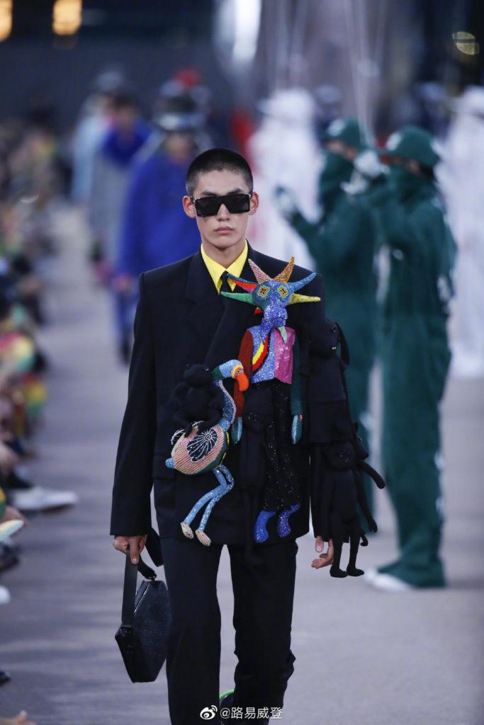 Louis Vuitton menswear fashion show