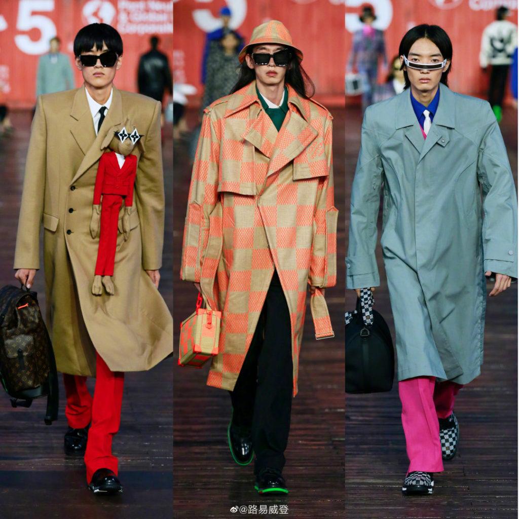 Louis Vuitton 2020 Shanghai fashion show
