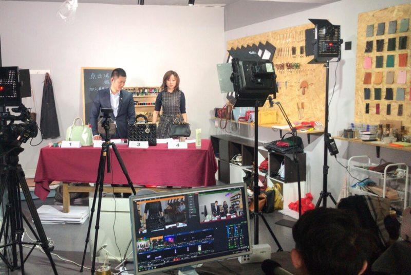 Livestreaming studio