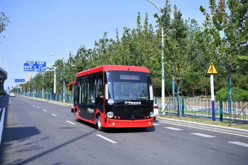 5G driven bus
