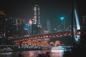 Chongqing nightscape