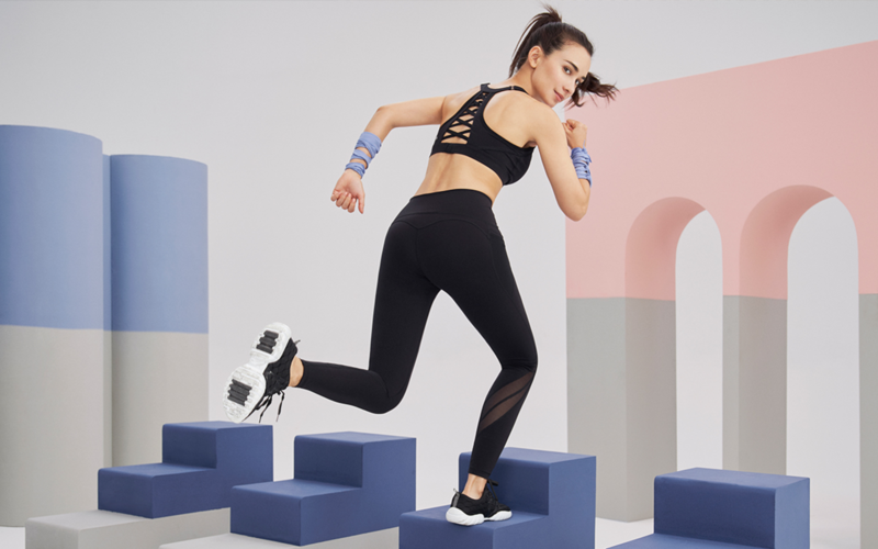 Chinese sportswear brand Maia Active