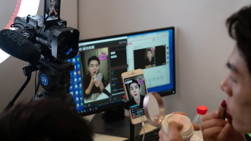 China's ecommerce livestreaming industry expands