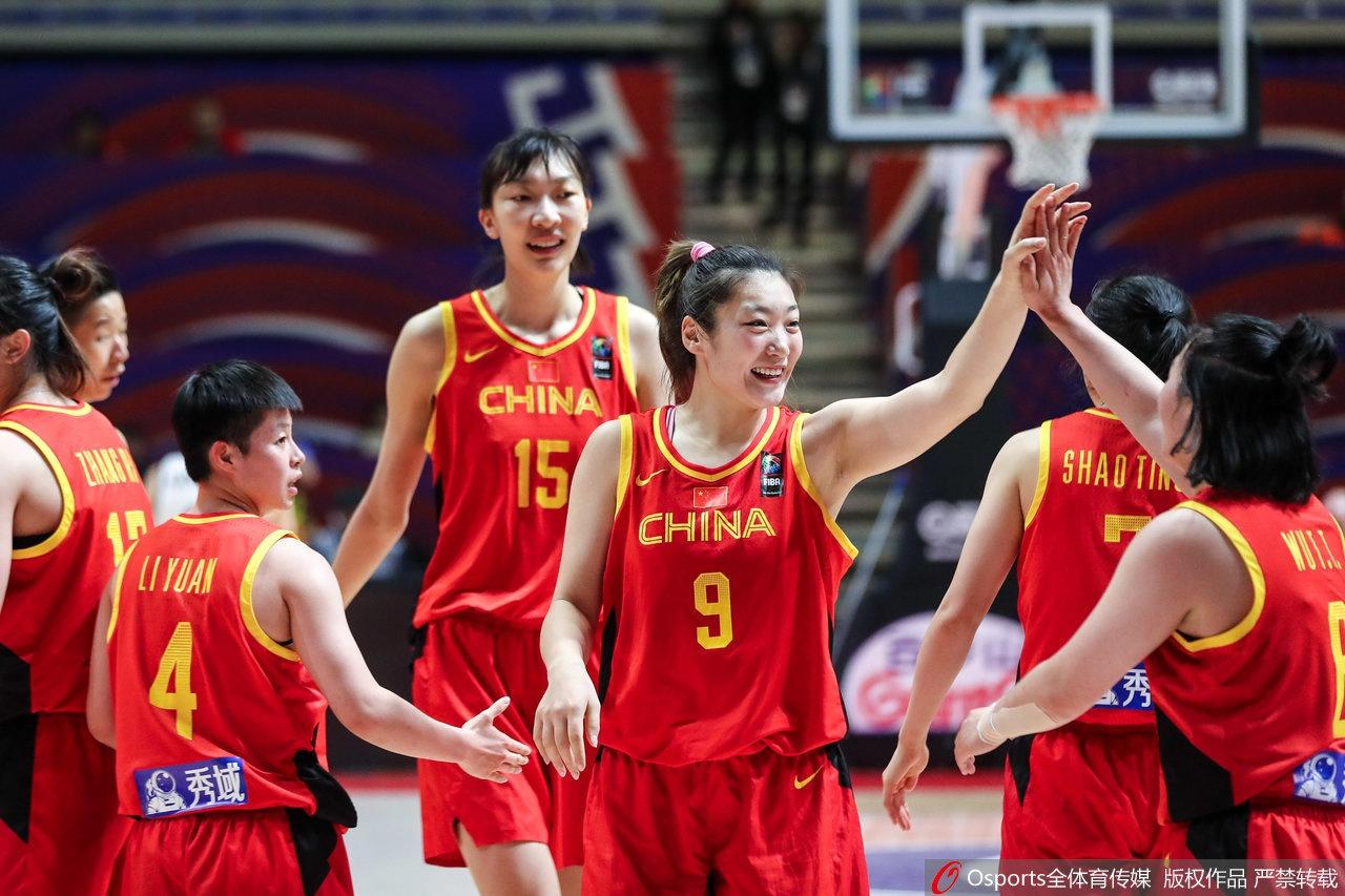 Chinese Women Basketball Association