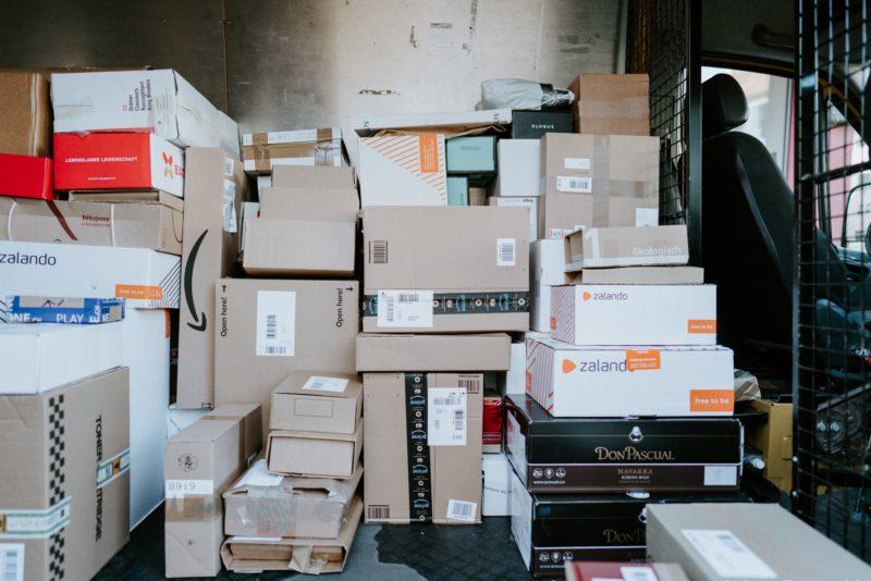 60 billion packages delivered in 2020