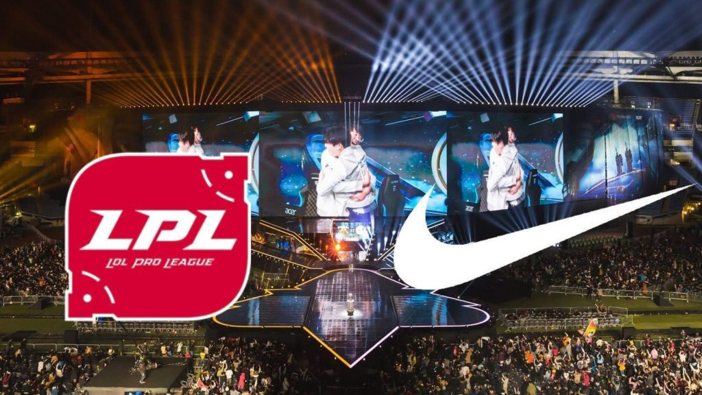 LOL Pro League- gaming in China