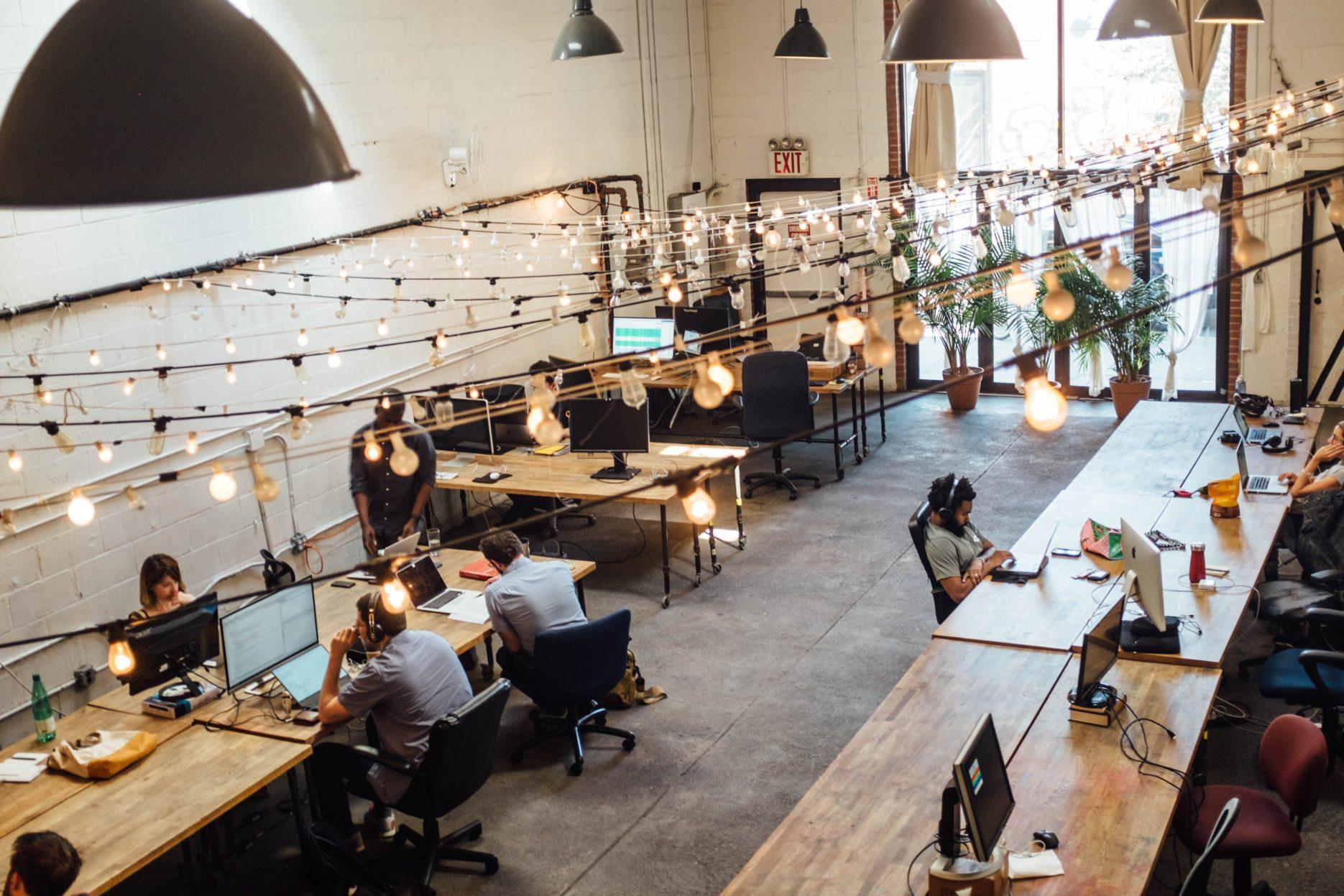 Urban working environment