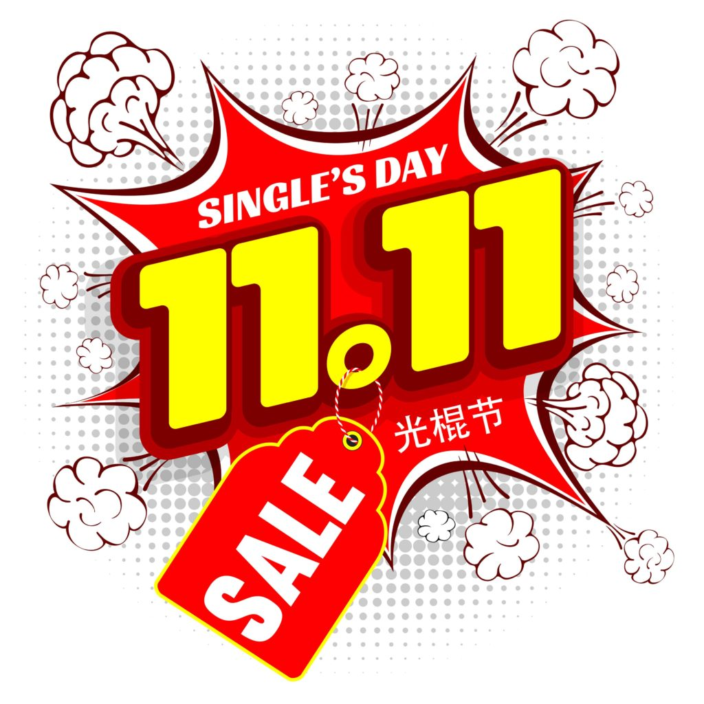 Singles' Day, China's largest shopping festival