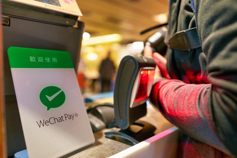 WeChat Pay launches in Seoul