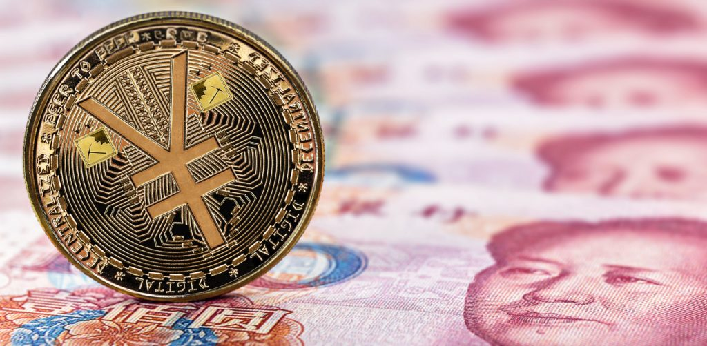 Digital currency expands in China