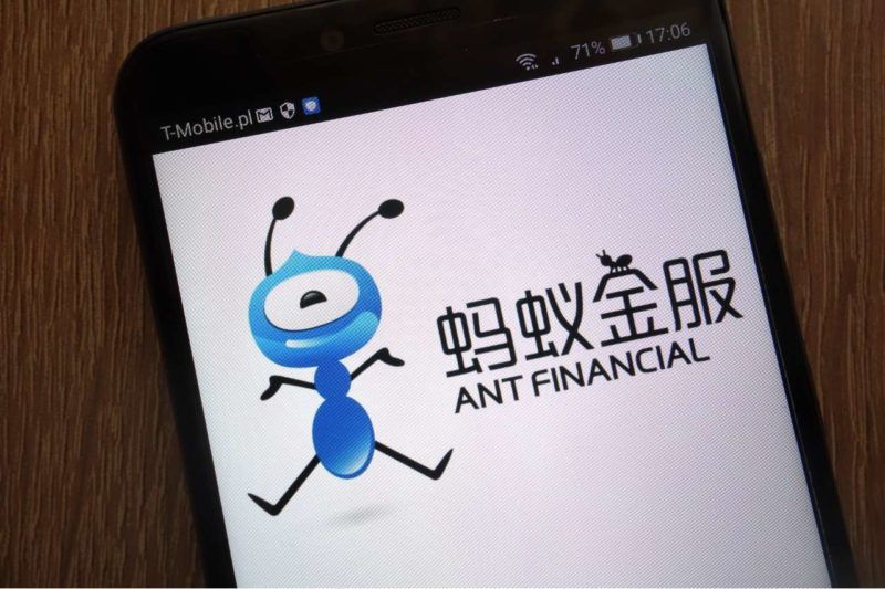 Ant Group IPO halted