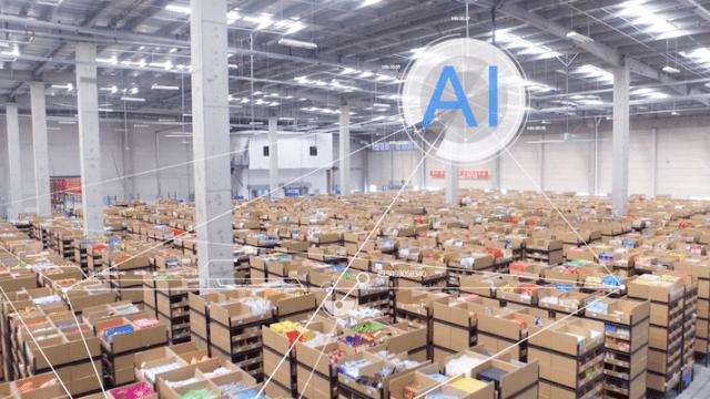 Cainiao's AI logistics chain