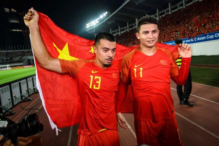 Cardzo and Yennaris in China