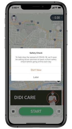 DiDi Care launches in Australia