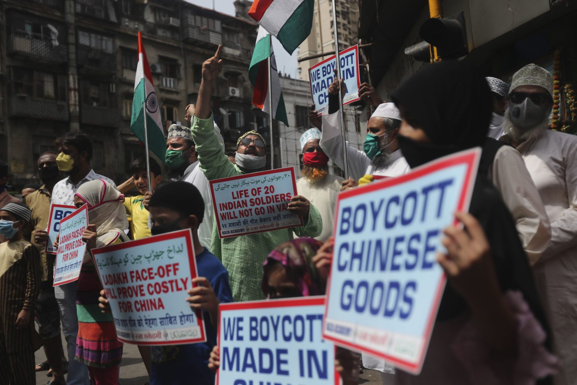 India blocks 43 Chinese apps