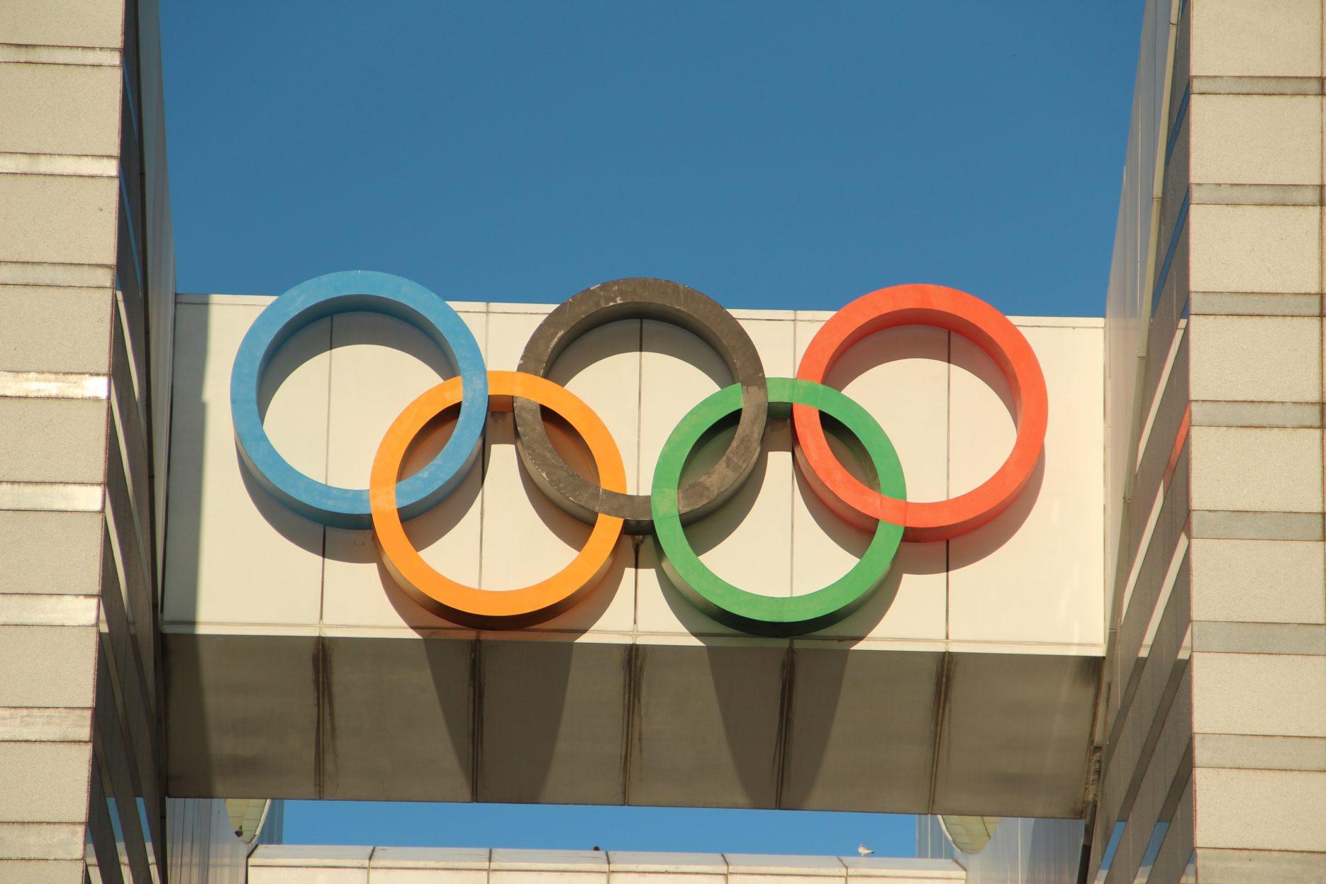 Olympic Rings. Credit: Unsplash