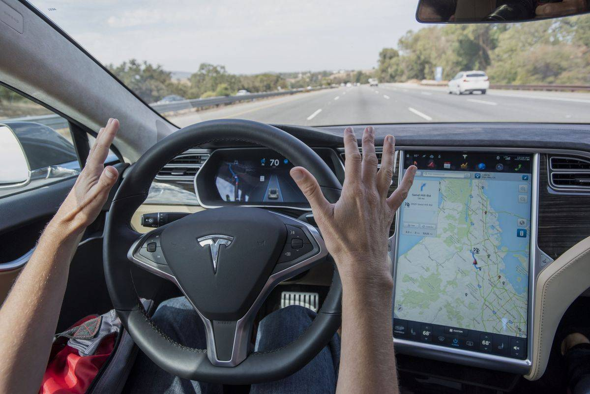 Self-driving vehicle tests pick up pace in China