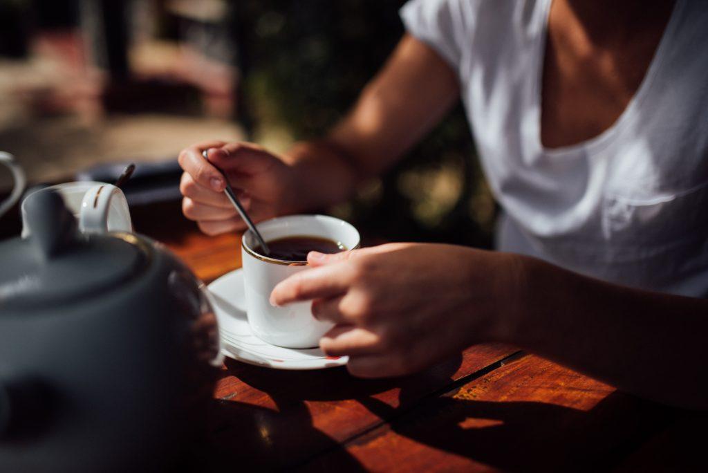 Black tea. Credit: Unsplash