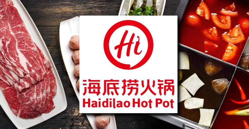 Haidilao - China's popular hotpot brand