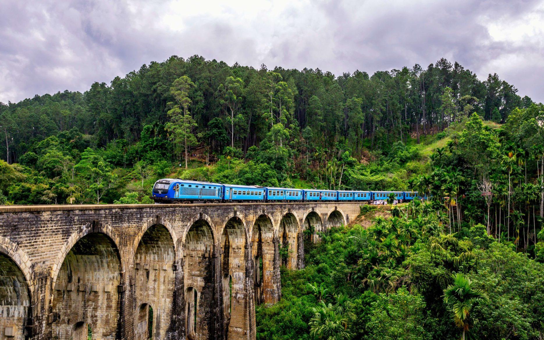 Sri Lanka. Credit: Unsplash