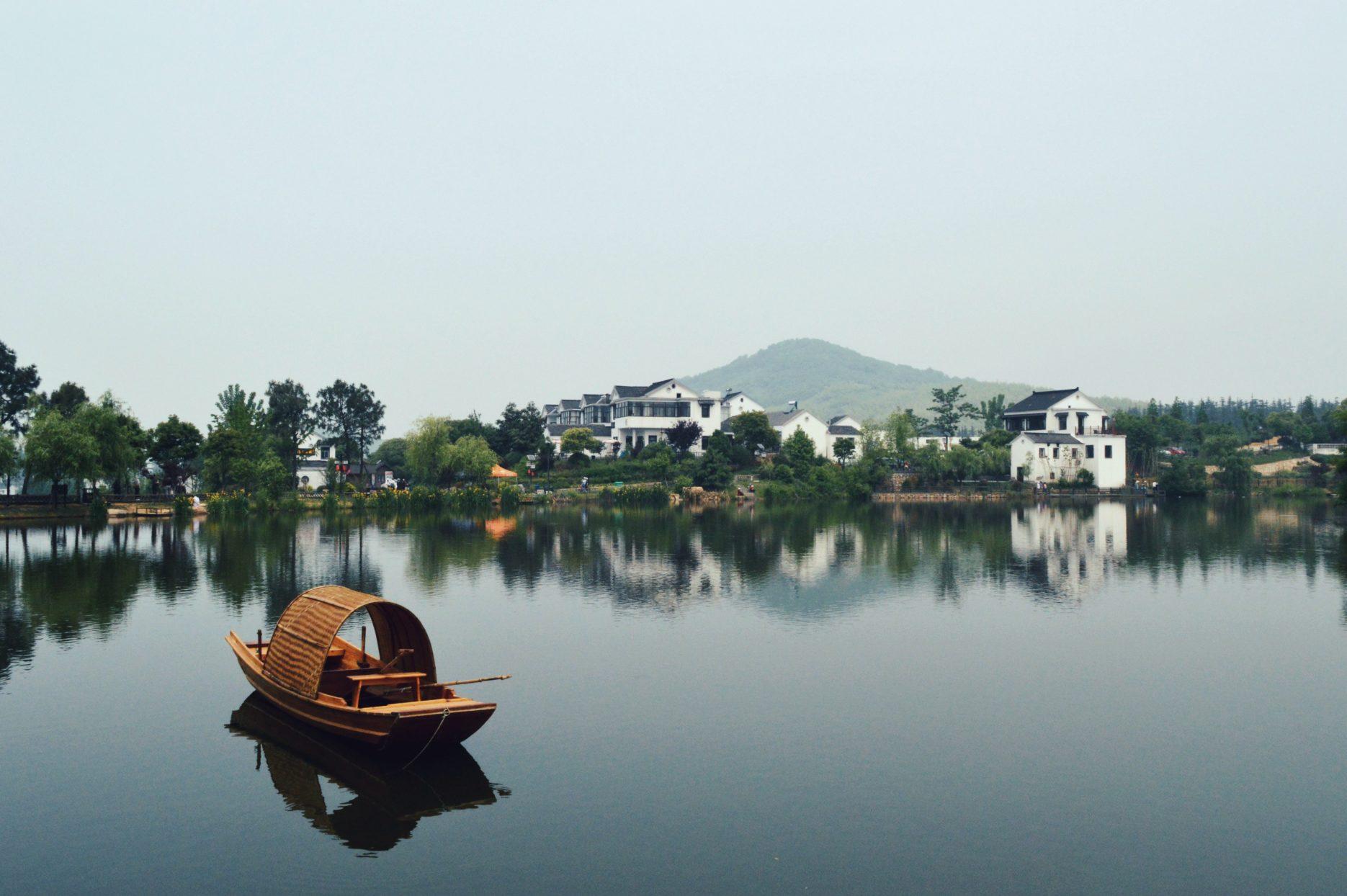 Nanjing scenery. Credit: Unsplash