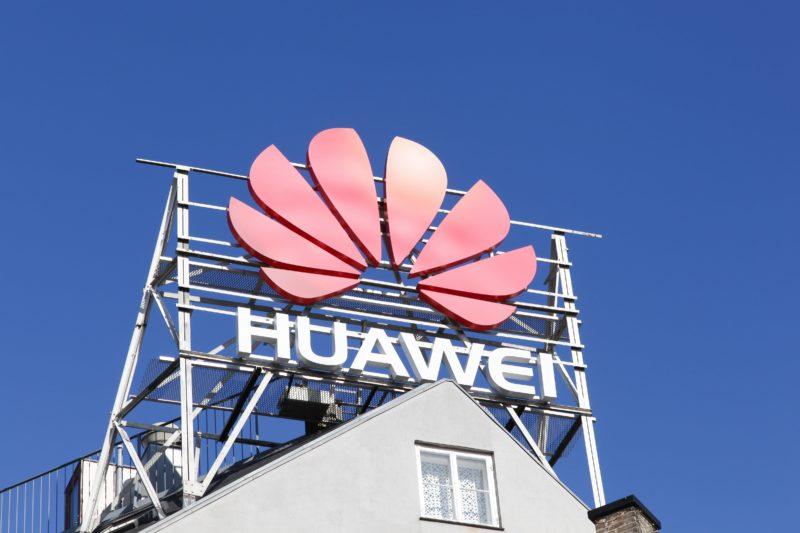 Huawei. Credit: Adobe