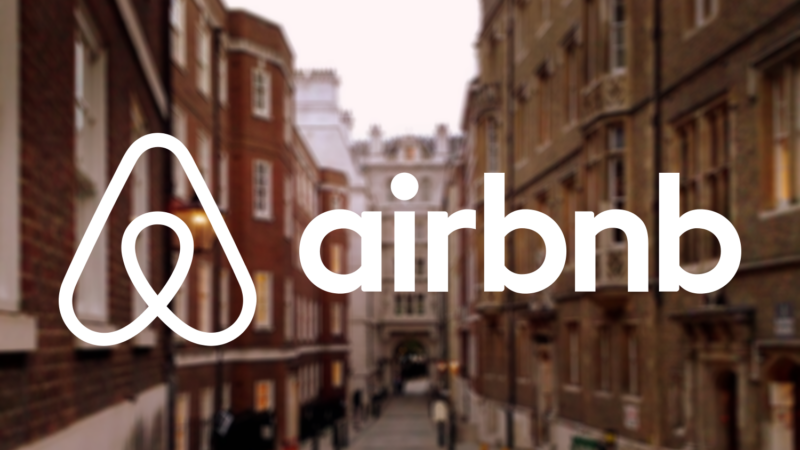 Airbnb Logo. Credit: Hacker Noon