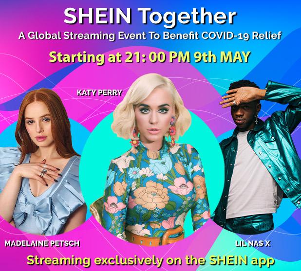 SHEIN together concert