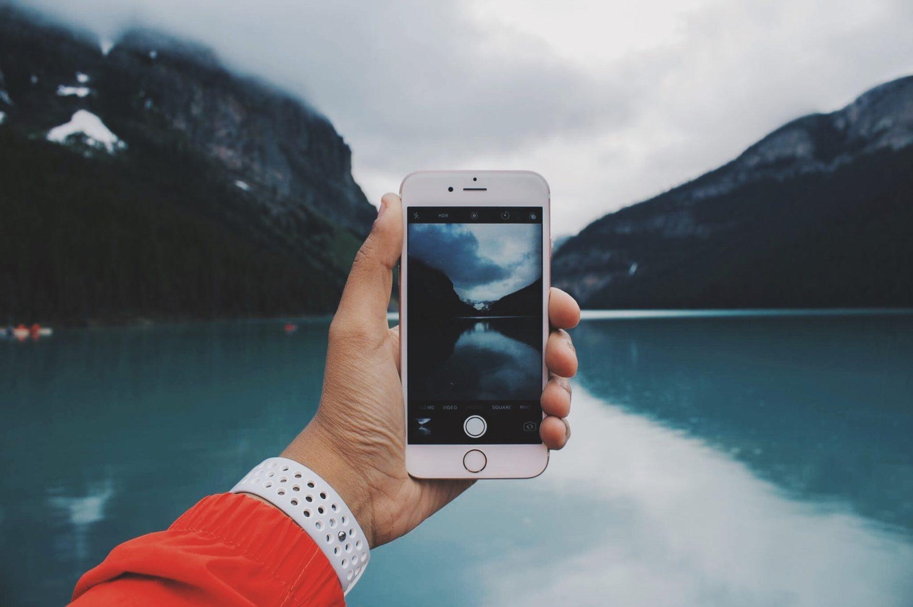 iPhone. Credit: Unsplash