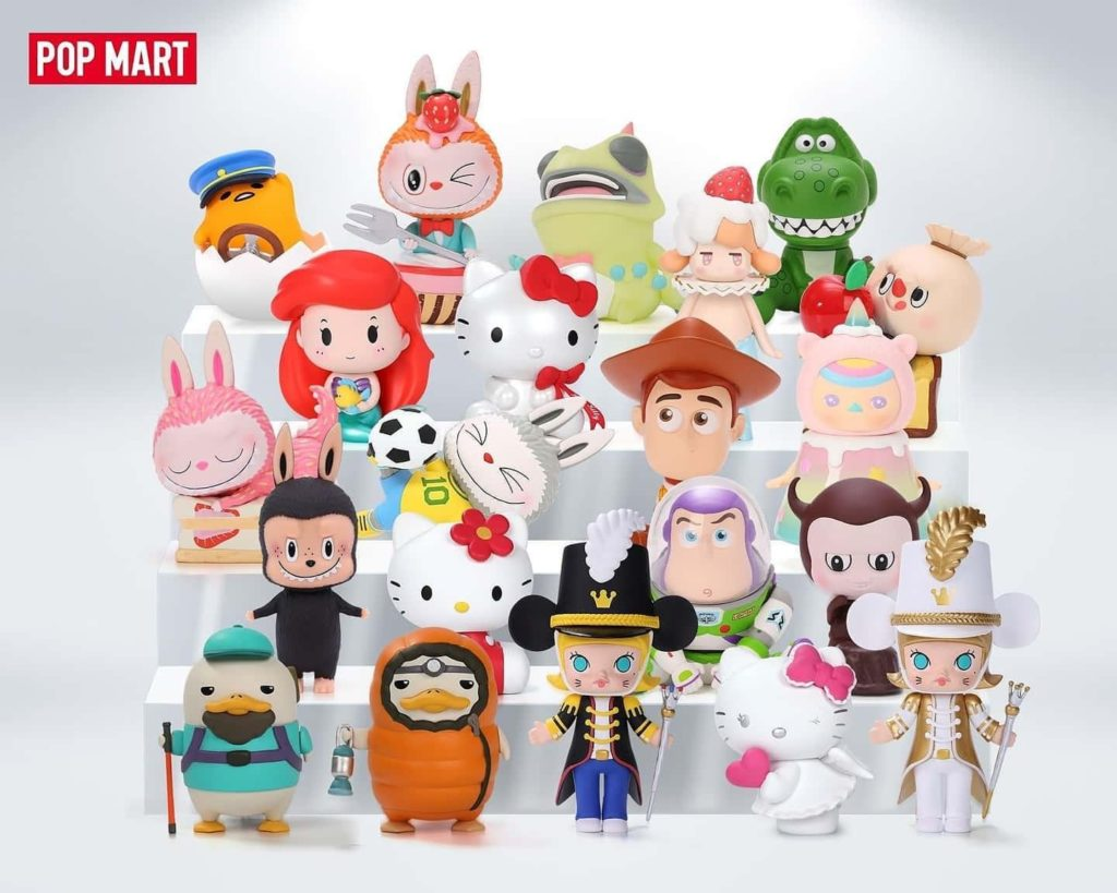 China's POP MART designer toys