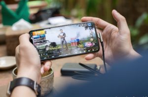 Growth in demand of online mobile gaming. Credit: Unsplash