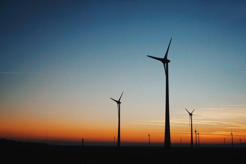 China renewable energy production. Credit: Unsplash