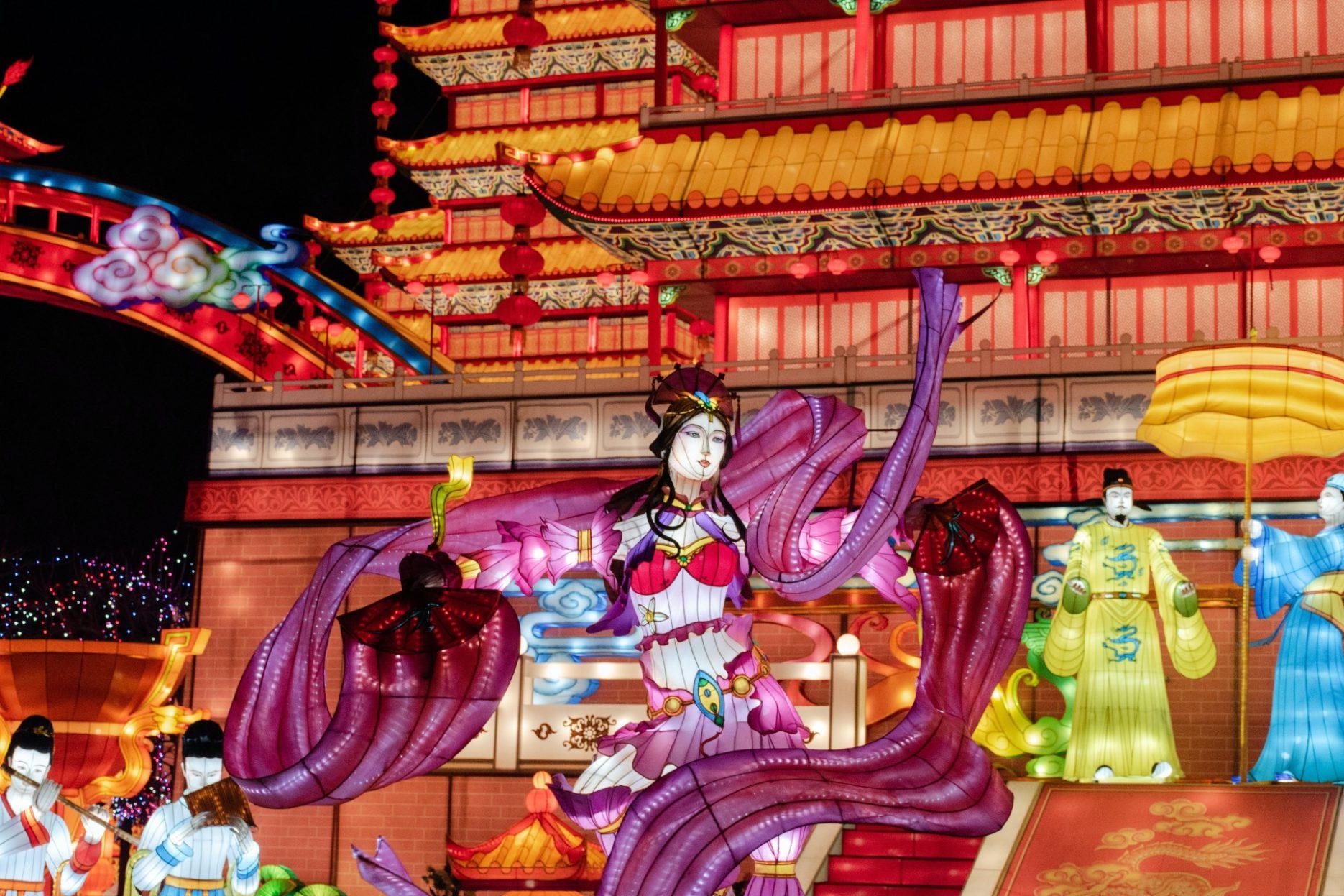 Chinese New Year. Credit: Unsplash