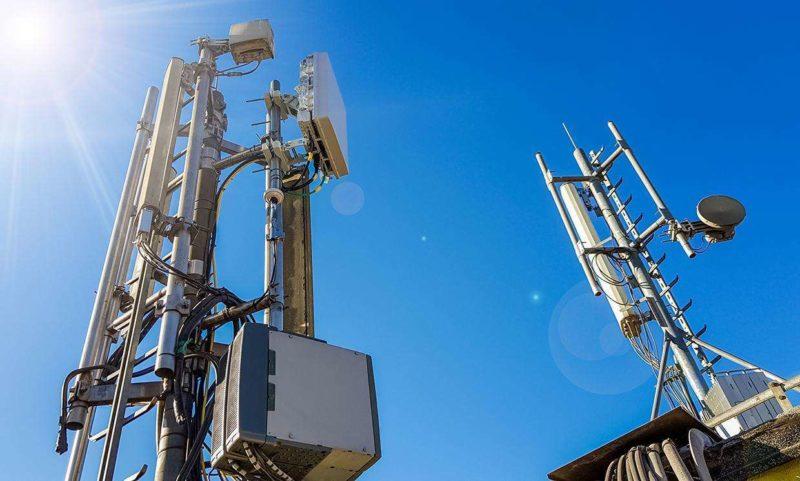 5G technology develops in China. Credit: Zhihu