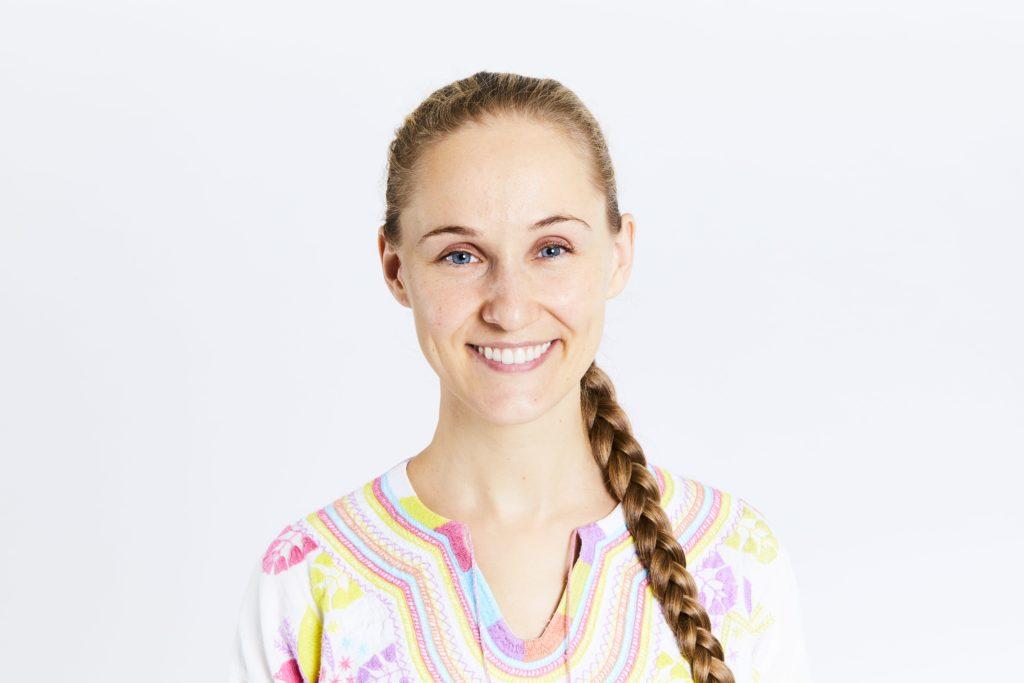 Ashley Dudarenok