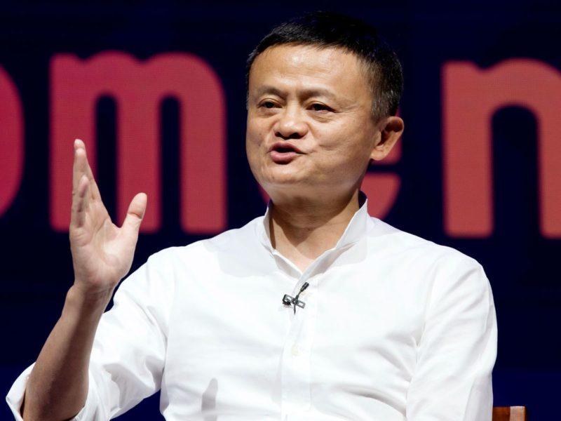 Alibaba's Jack Ma. Credit: Express & Star
