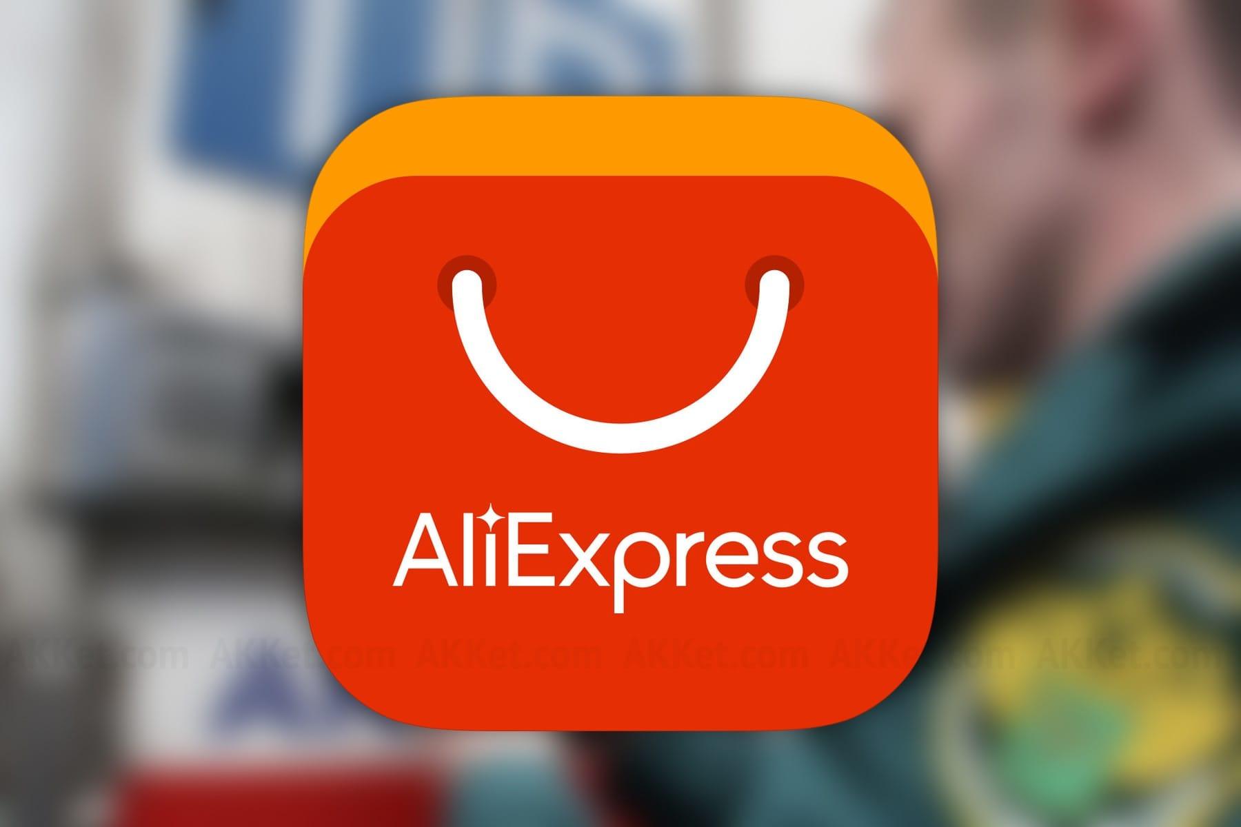 AliExpress logo. Credit: HaggleDog.com