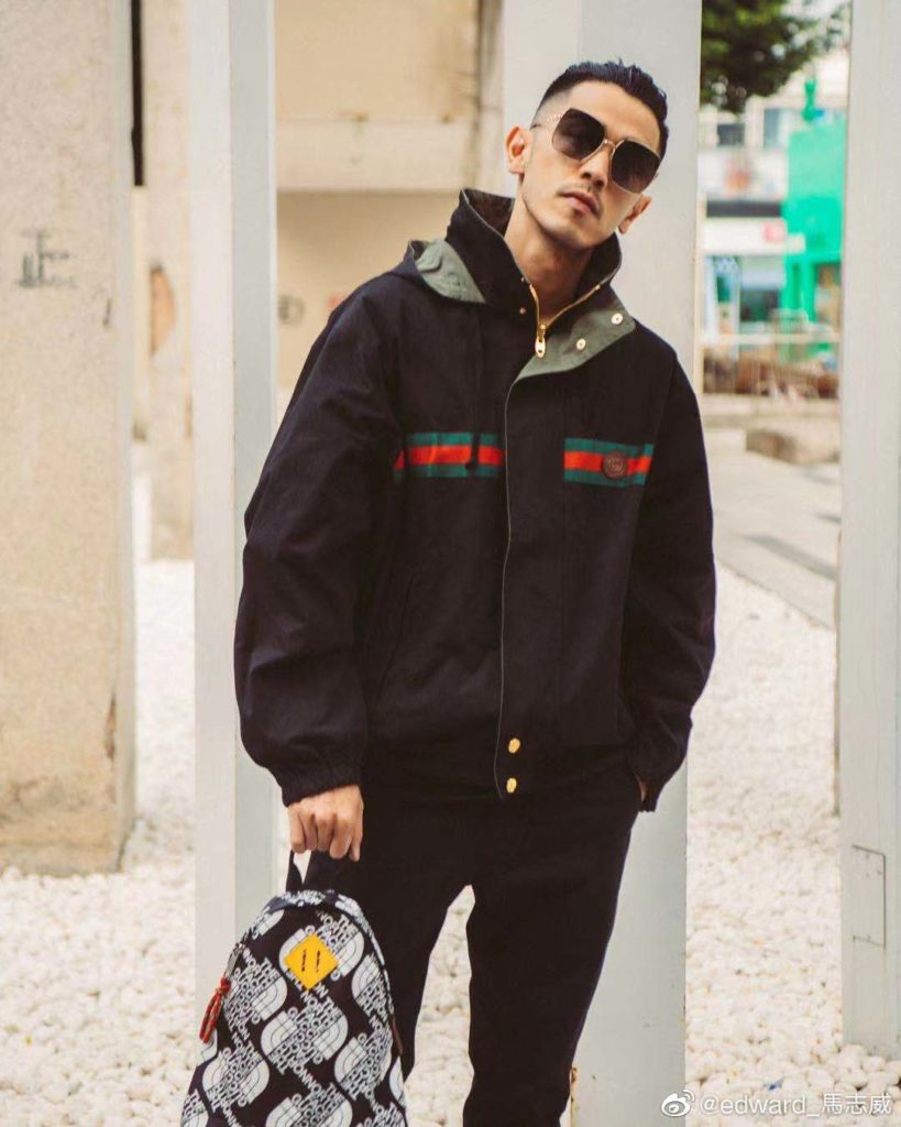 GUCCI X The North Face in China