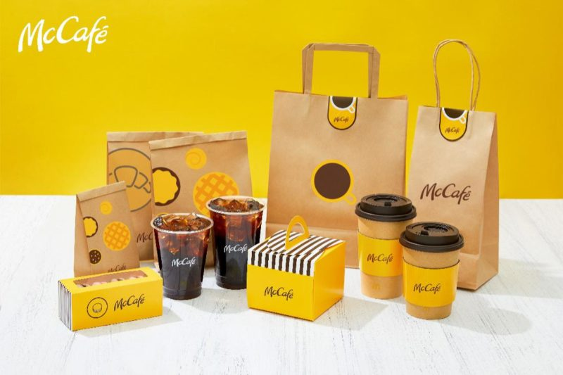 McCafe campaign in China. Credit: Shenzhen News