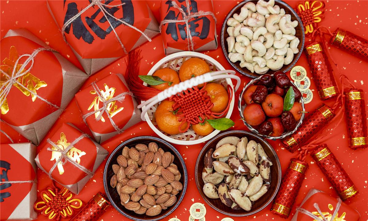 Chinese New Year dinner. Credit: Sohu