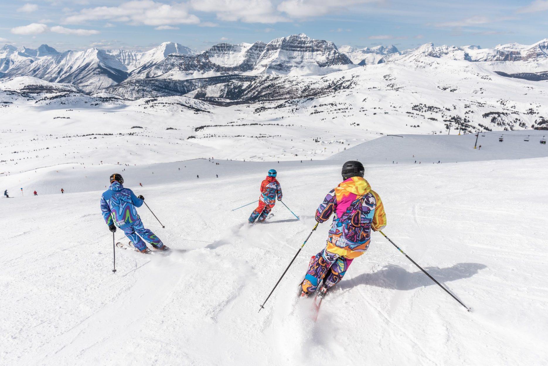 Skiing popular in China. Credit: Unsplash
